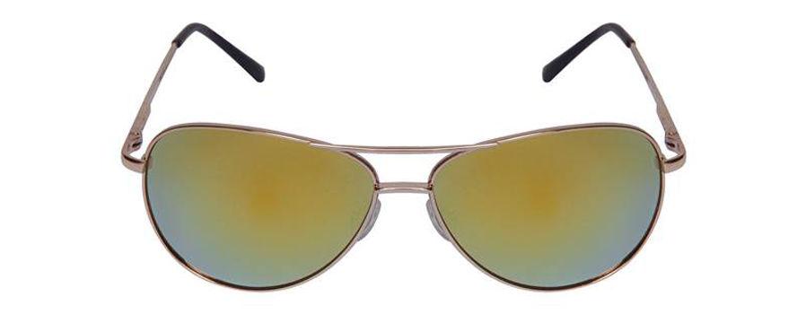 S.Oliver 98793 101  Солнцезащитные очки с золотистыми зеркальными линзами   оправа — металлическая 9cdc473dd6aa3