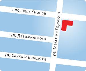 Пункт выдачи «Очкарик» г. Саратов, ул. им. Горького А. М., д. 30А